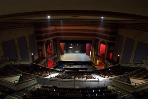 The Cleveland Agora - Balcony Center from Up Top and Lava Room Recording in the Same Building