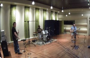 Tufted Puffins Tracking in Studio A Live Room